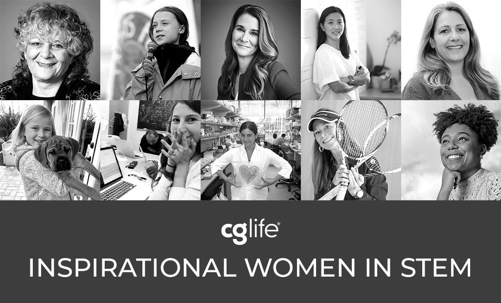 CG Life Inspirational Women in STEM